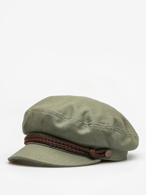 Brixton Fisherman cap Fiddler ZD (light olive/brown)
