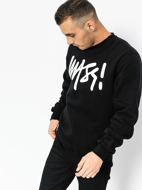 MassDnm Sweatshirt Signature (black)