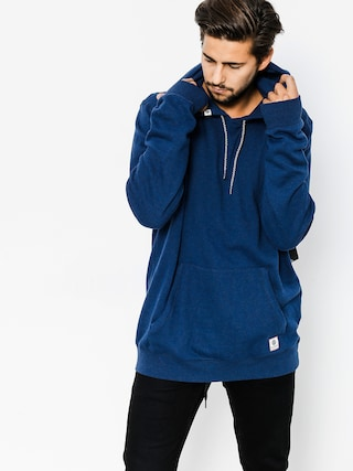 Element Hoody Cornell Overdye HD (boise blue htr)