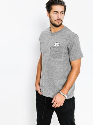 RipNDip T-shirt Lord Nermal Pocket (athletic heather grey)