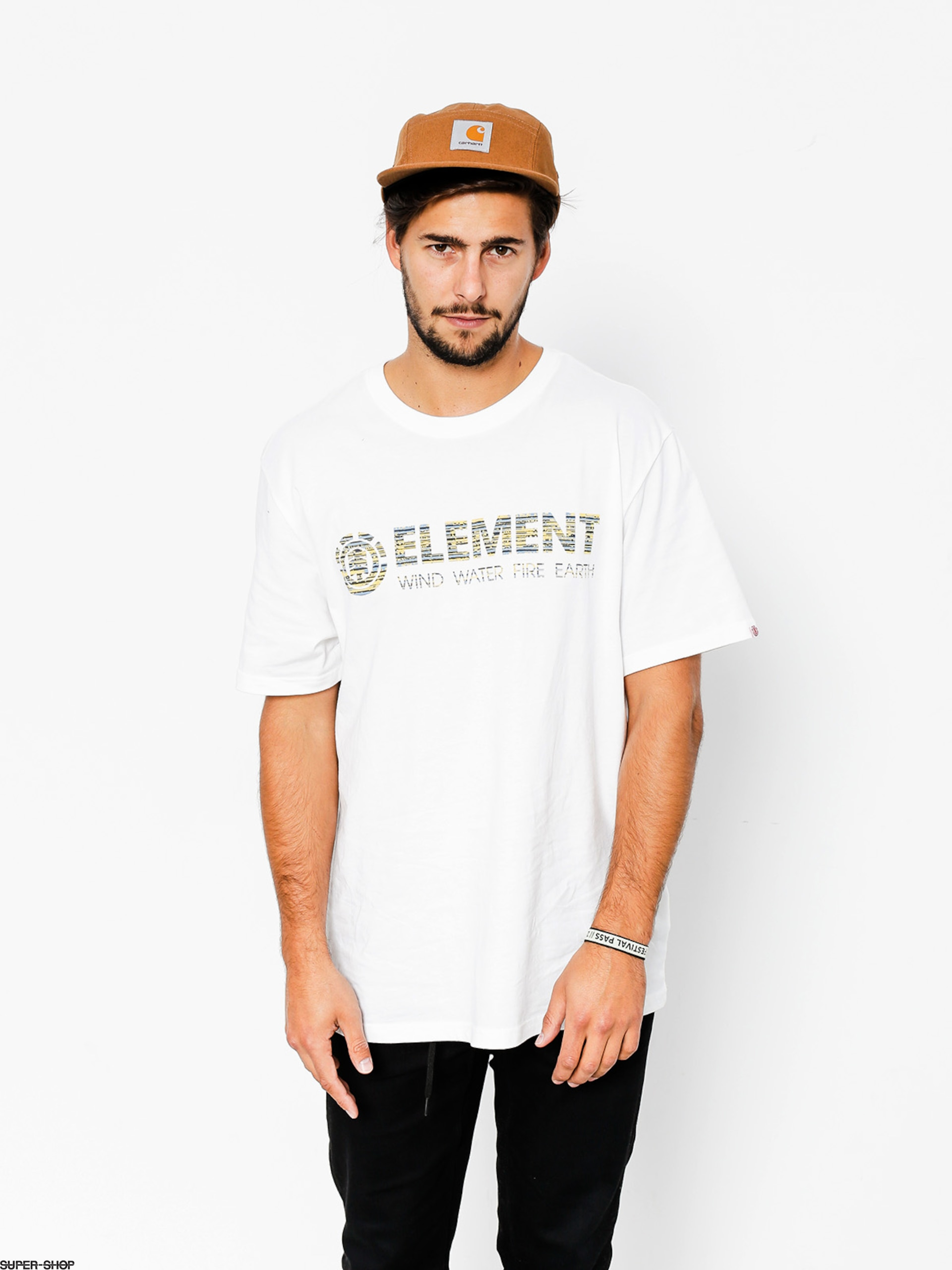 Element T-shirt Plys (optic white)