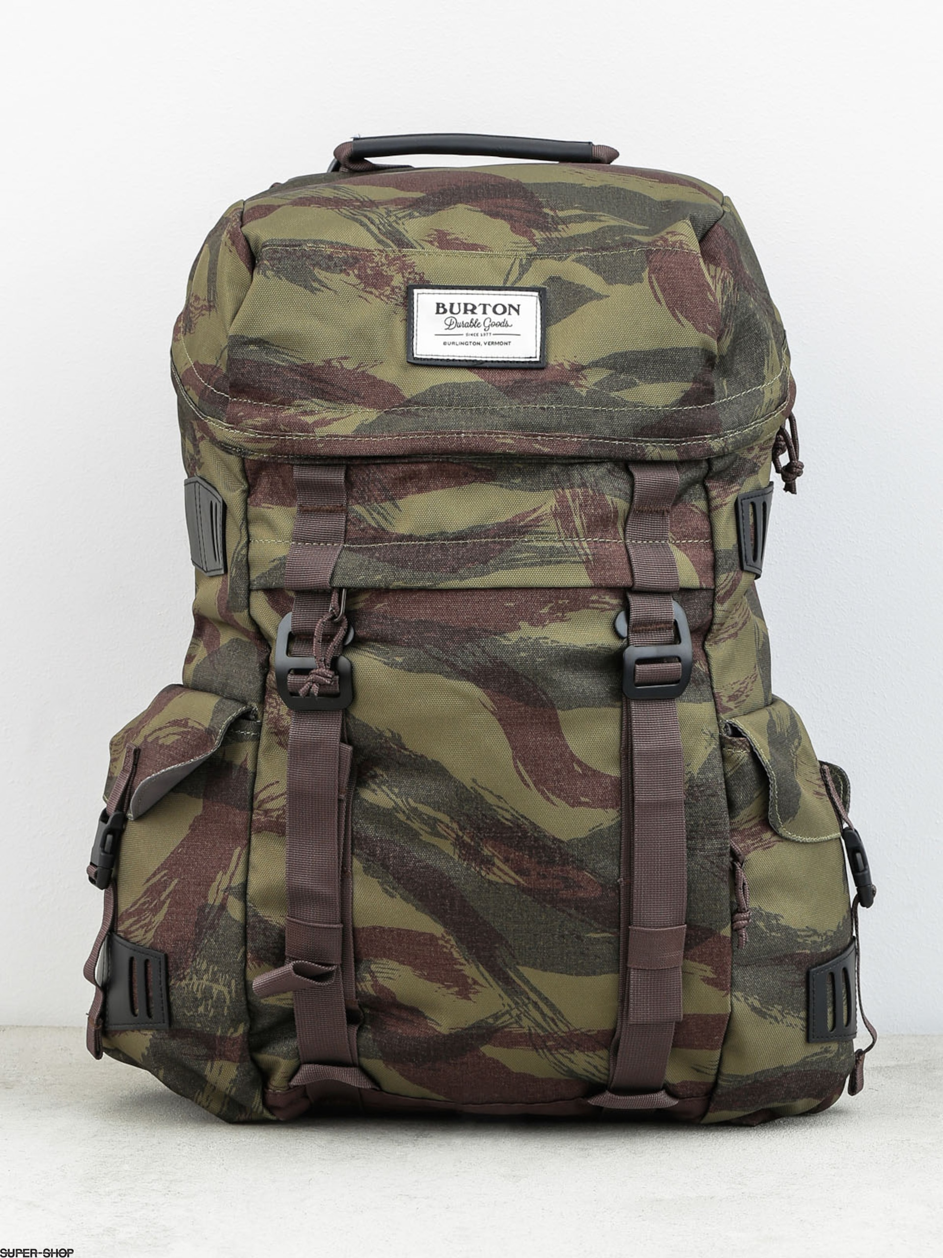 Burton Backpack Annex (brushstroke camo)