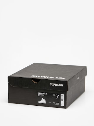Supra Shoes Vaider 2.0 (brick bone)