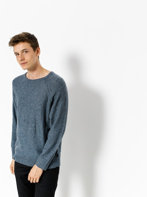 Brixton Sweater Anderson (blue)