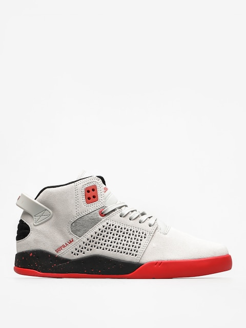 Supra Shoes Skytop III (grey red)