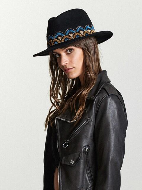 Brixton Hat Fiona Fedora Wmn (black)