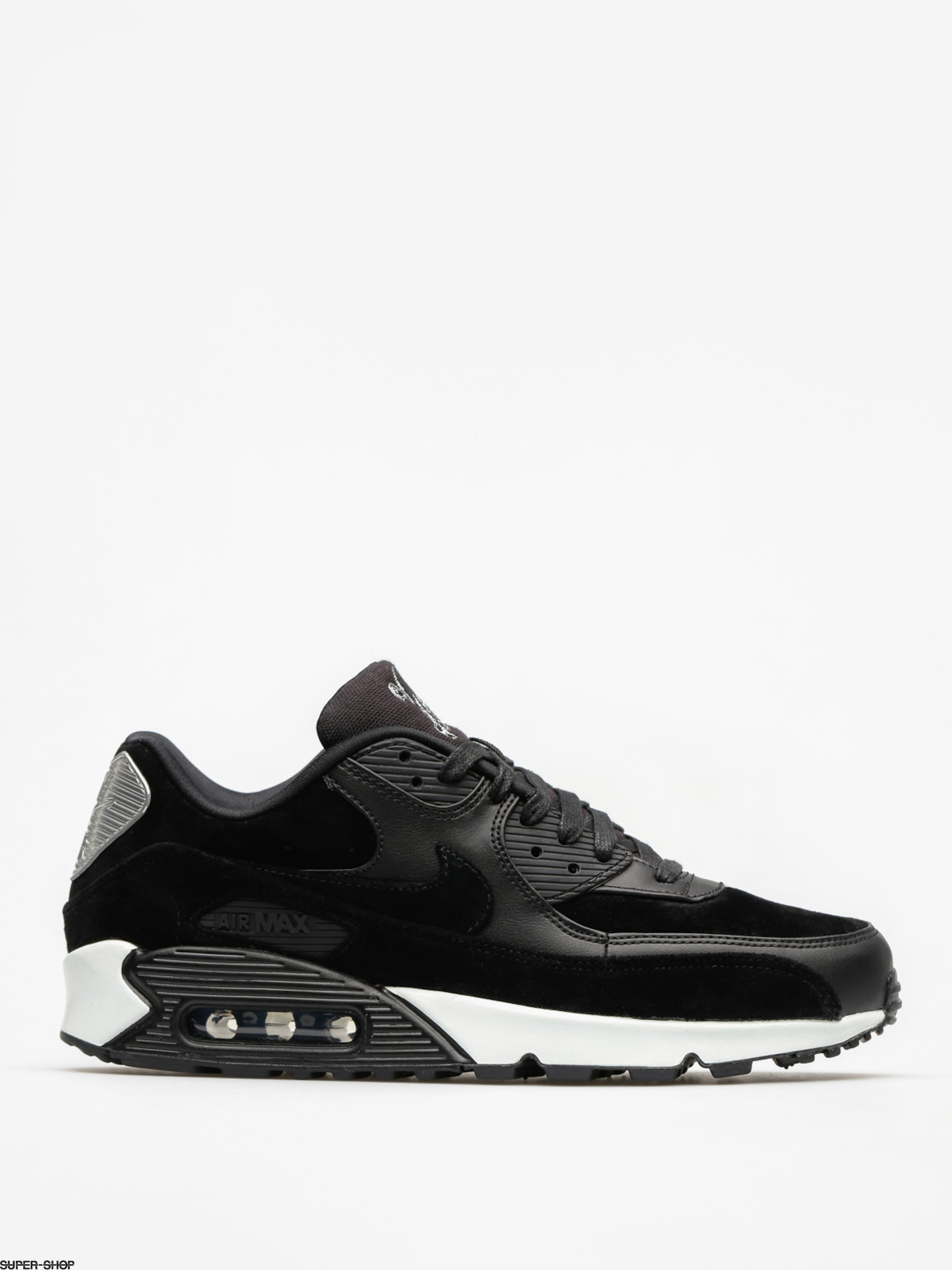 Nike Schuhe Air Max 90 Premium (black/black off white)