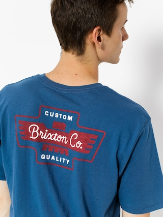 Brixton T-shirt Federal (deep blue)