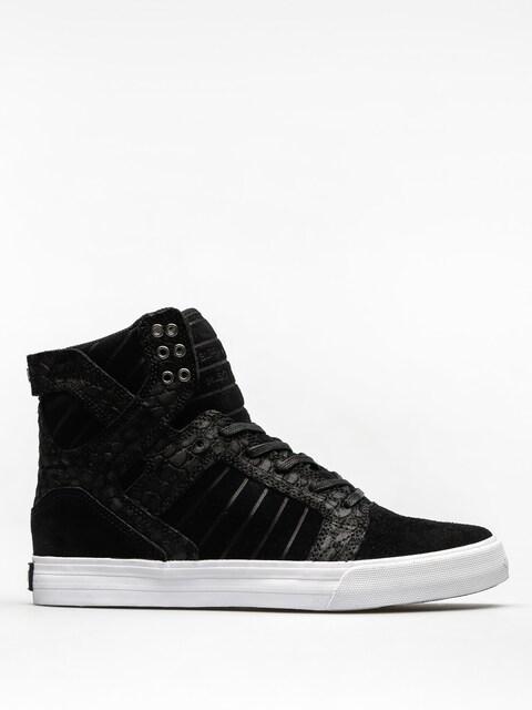 Supra Schuhe Skytop (black cayman)