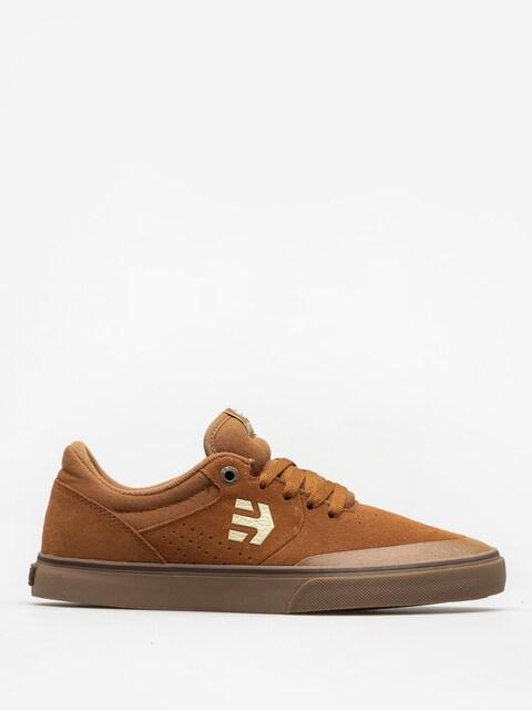 Etnies Shoes Marana Vulc (brown/gum)