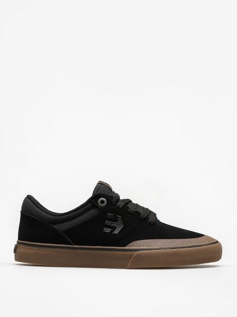 Etnies Schuhe Marana Vulc (black/gum/dark grey)