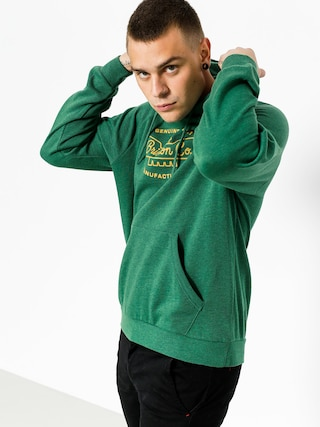 Brixton Hoodie Concord HD (heather forest)