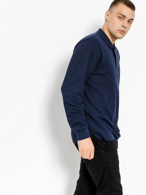 Brixton Polo t-shirt Shoreditch (navy)