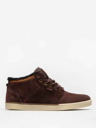 Etnies Winter shoes Jefferson Mid (brown/brown)