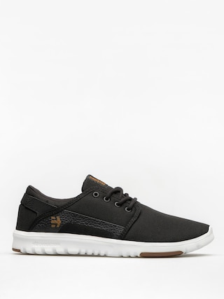 Etnies Shoes Scout (blk/wht/gum)