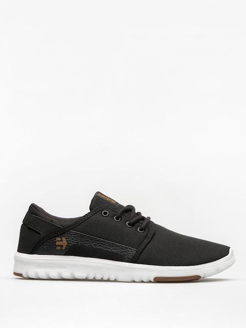 Etnies Schuhe Scout (blk/wht/gum)