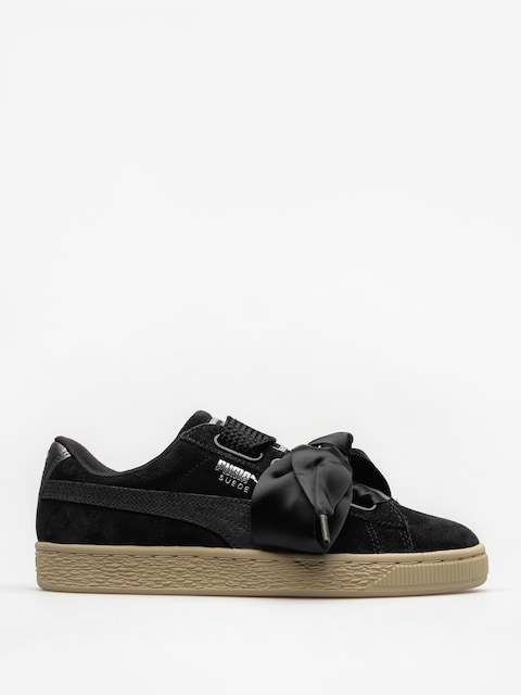 Puma Shoes Suede Heart Safari Wn S Wmn (puma black/puma black)