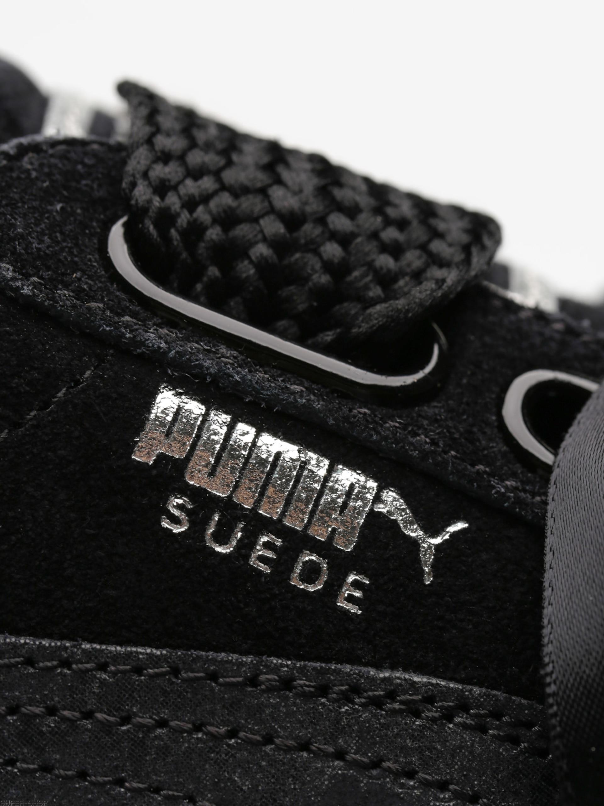 competitive price 68be5 aca25 Puma Shoes Suede Heart Safari Wn S Wmn (puma black/puma black)