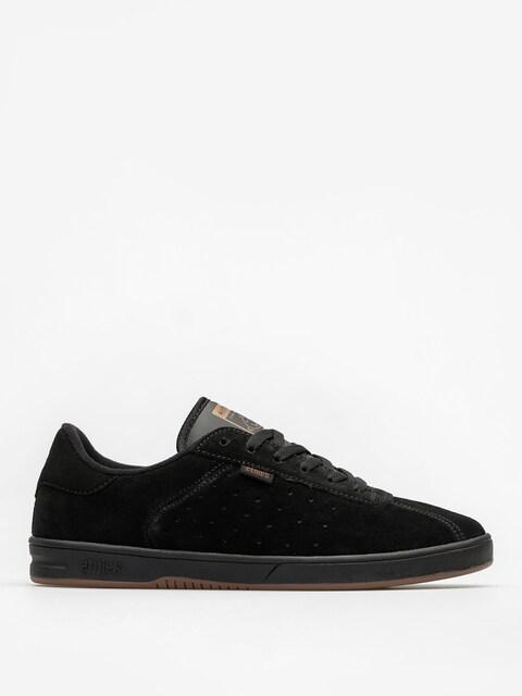 Etnies Shoes The Scam (black/black/gum)