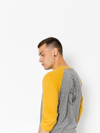 Brixton T-shirt Madre Jje 3I4 (heather grey)