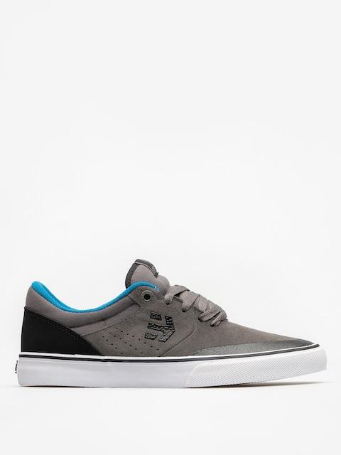 Etnies Shoes Marana Vulc (grey/black/blue)