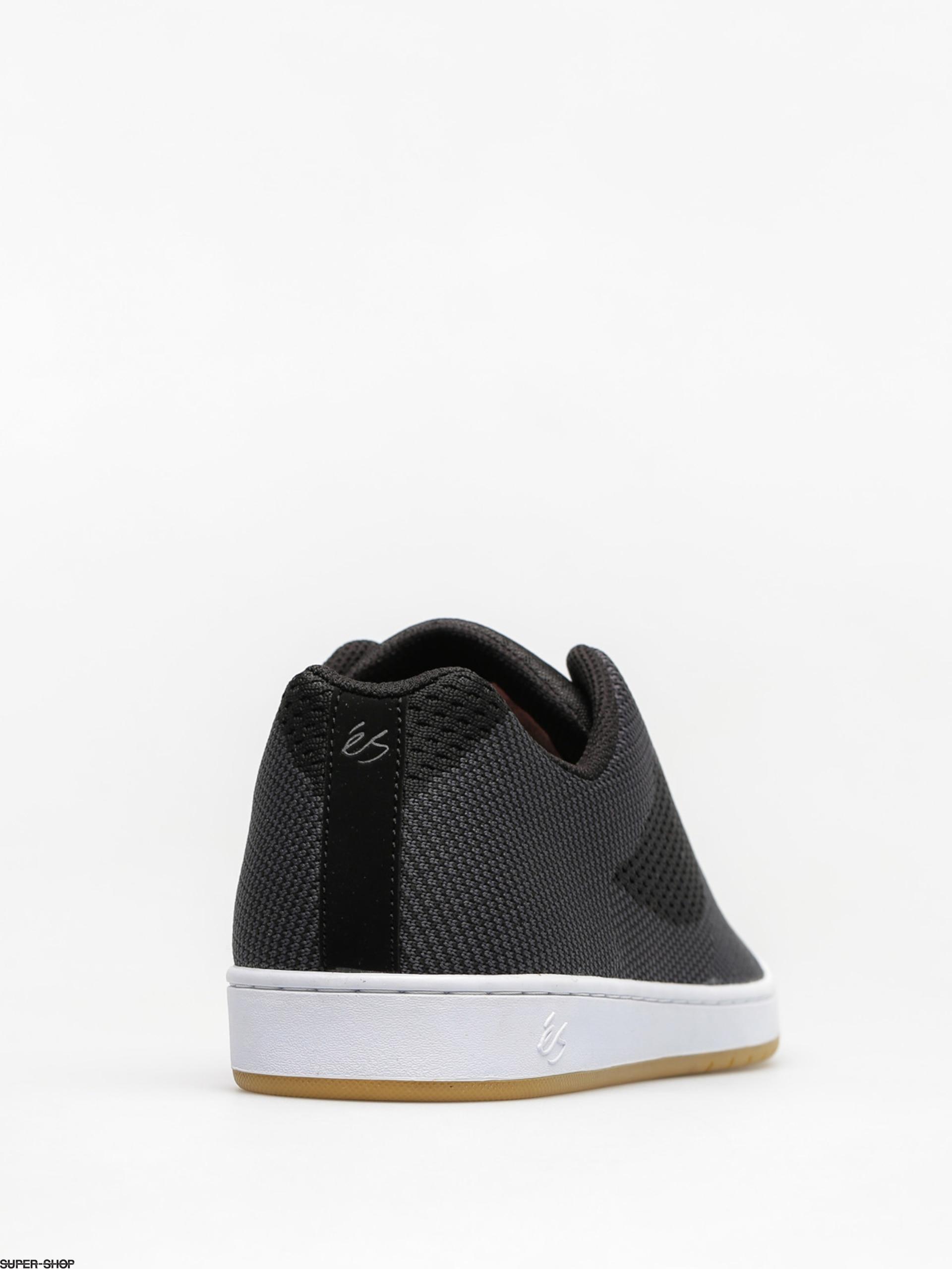 Es Accel Slim Ever Stitch Shoes Black