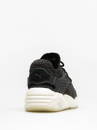 Puma Shoes Blaze Cage Evo Knit (puma black/steel gray/whisper white)