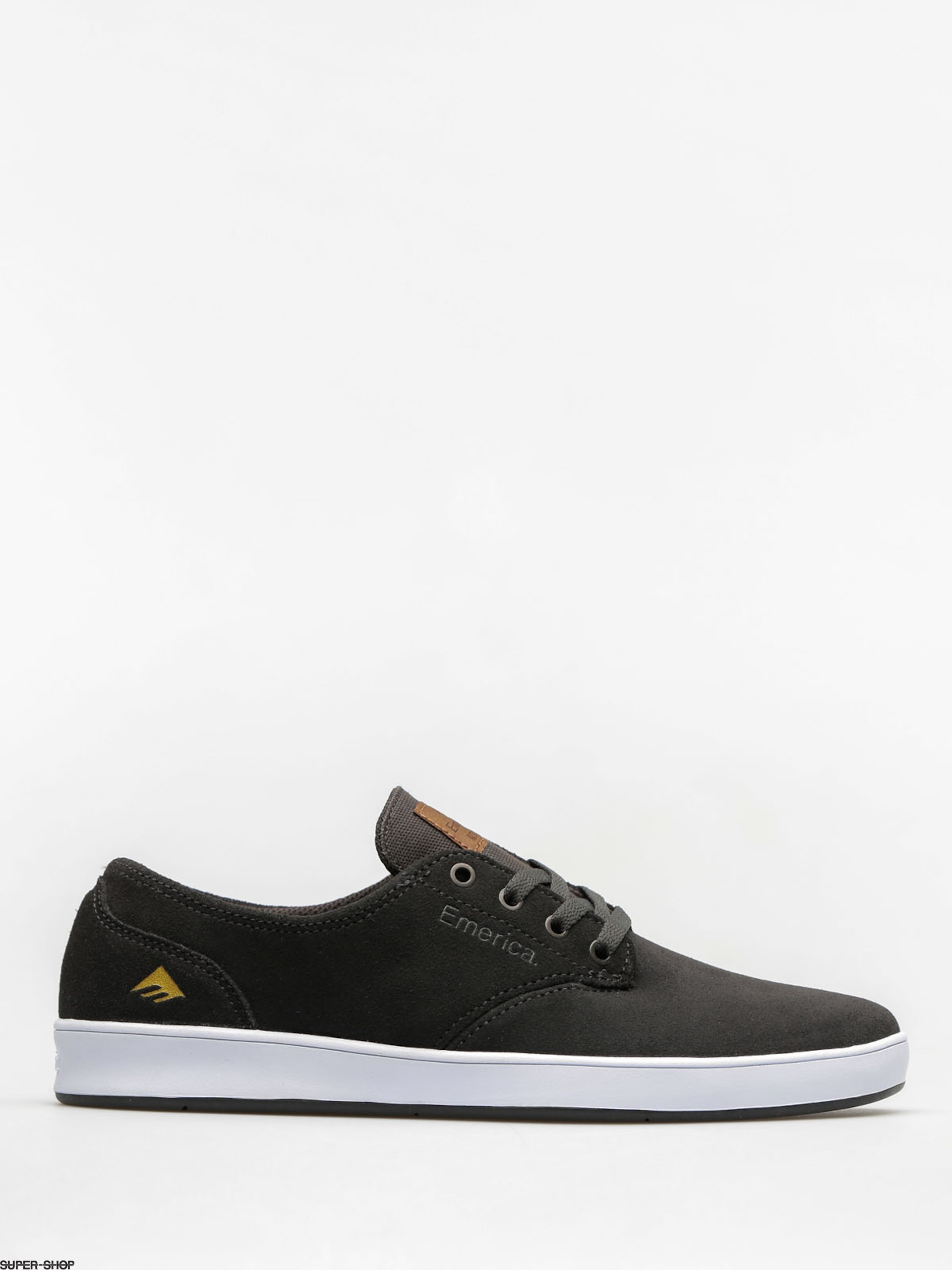 Emerica Shoes The Romero Laced (dark grey)