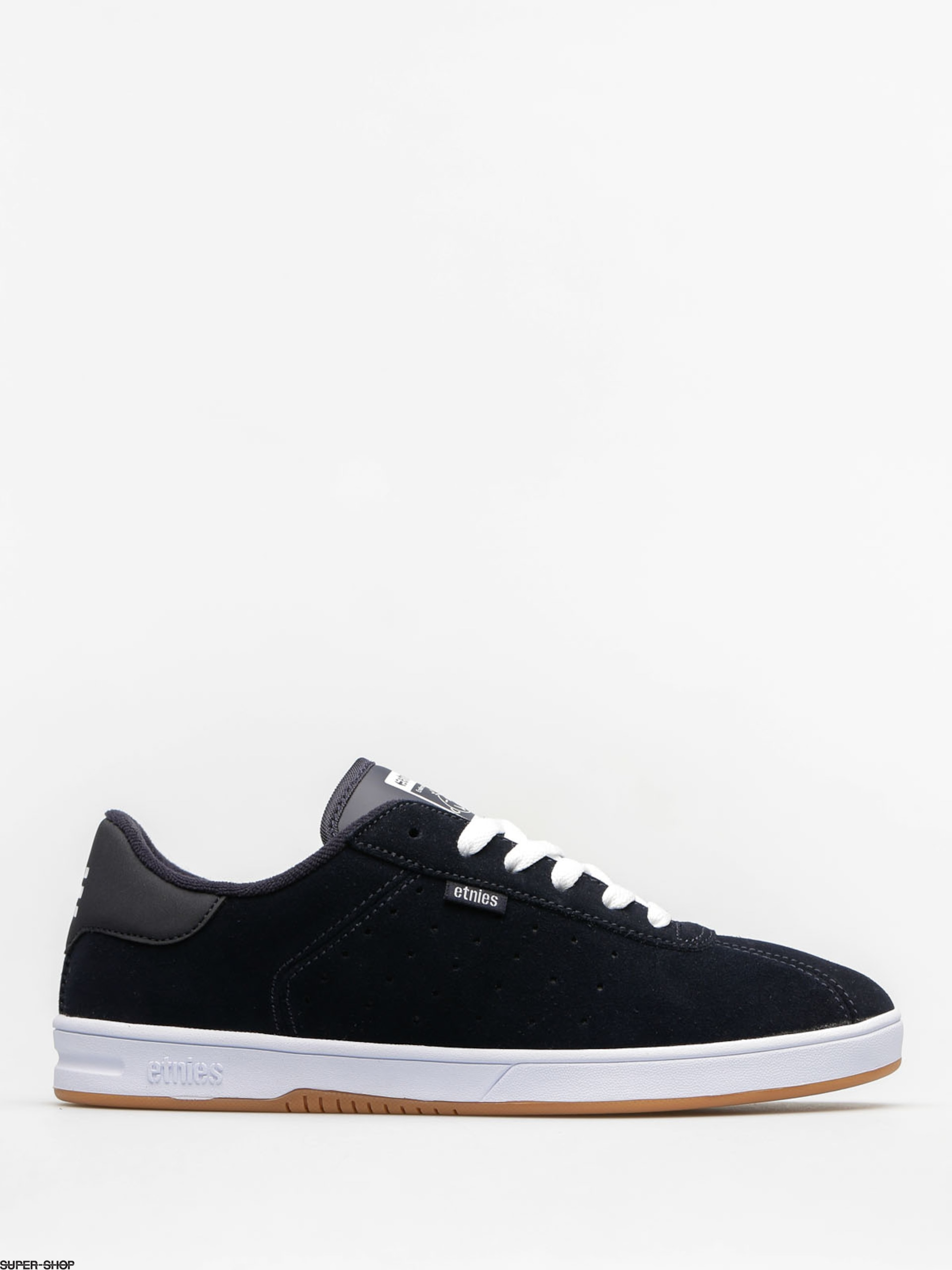 Etnies Schuhe The Scam (navy/white/gum)