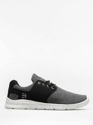 Etnies Shoes Scout XT (black/grey/silver)