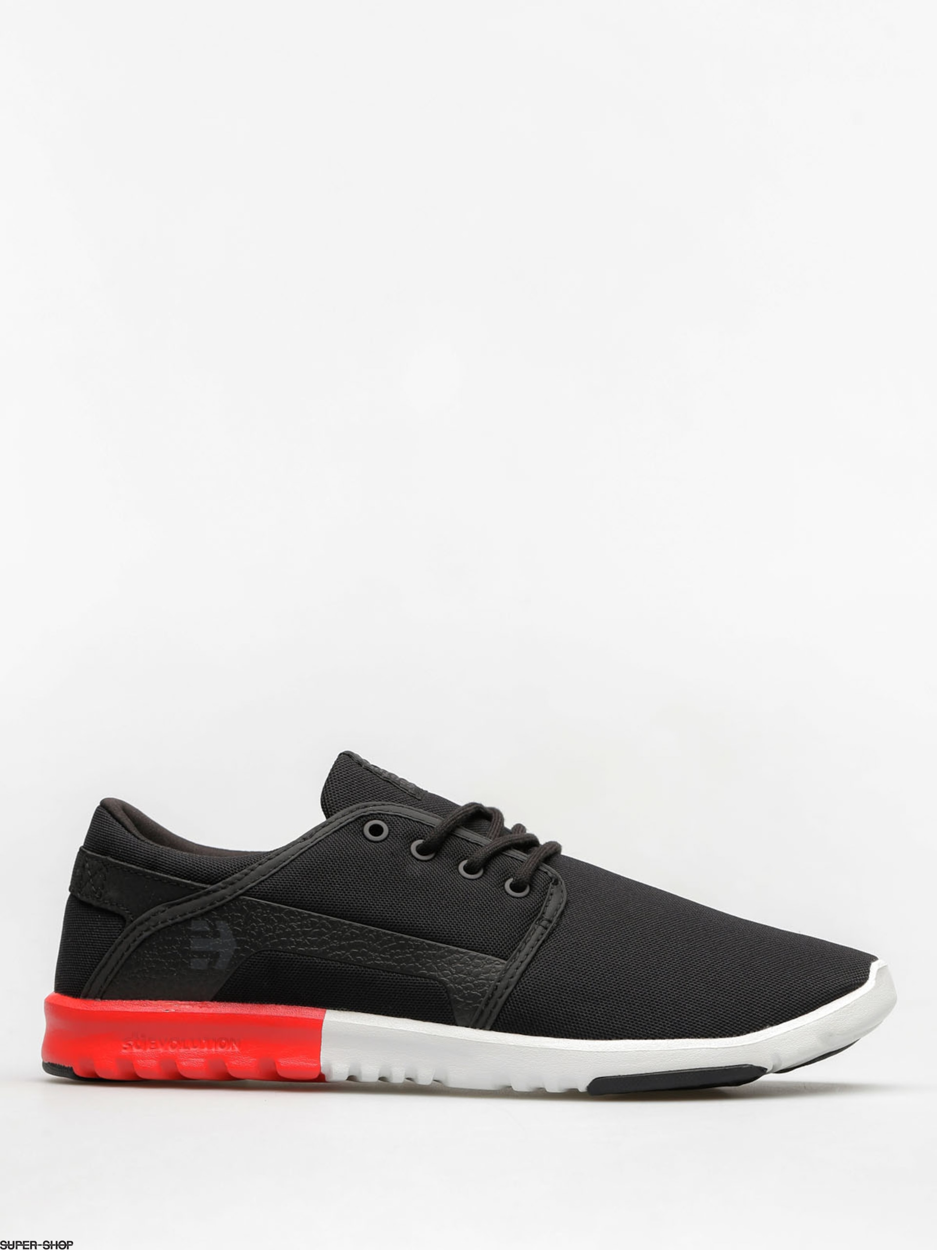 Etnies Schuhe Scout (black/red/white)