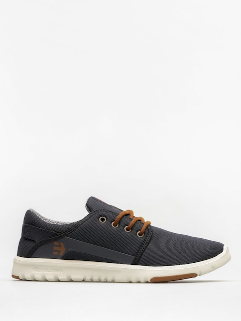 Etnies Shoes Scout (navy/gold)