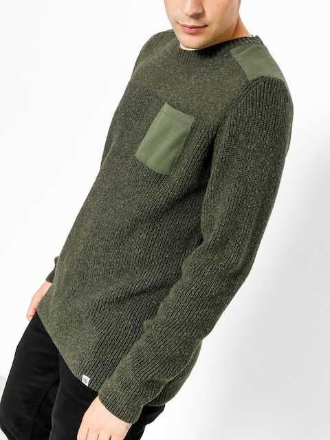 Element Sweater Coltin (moss green)