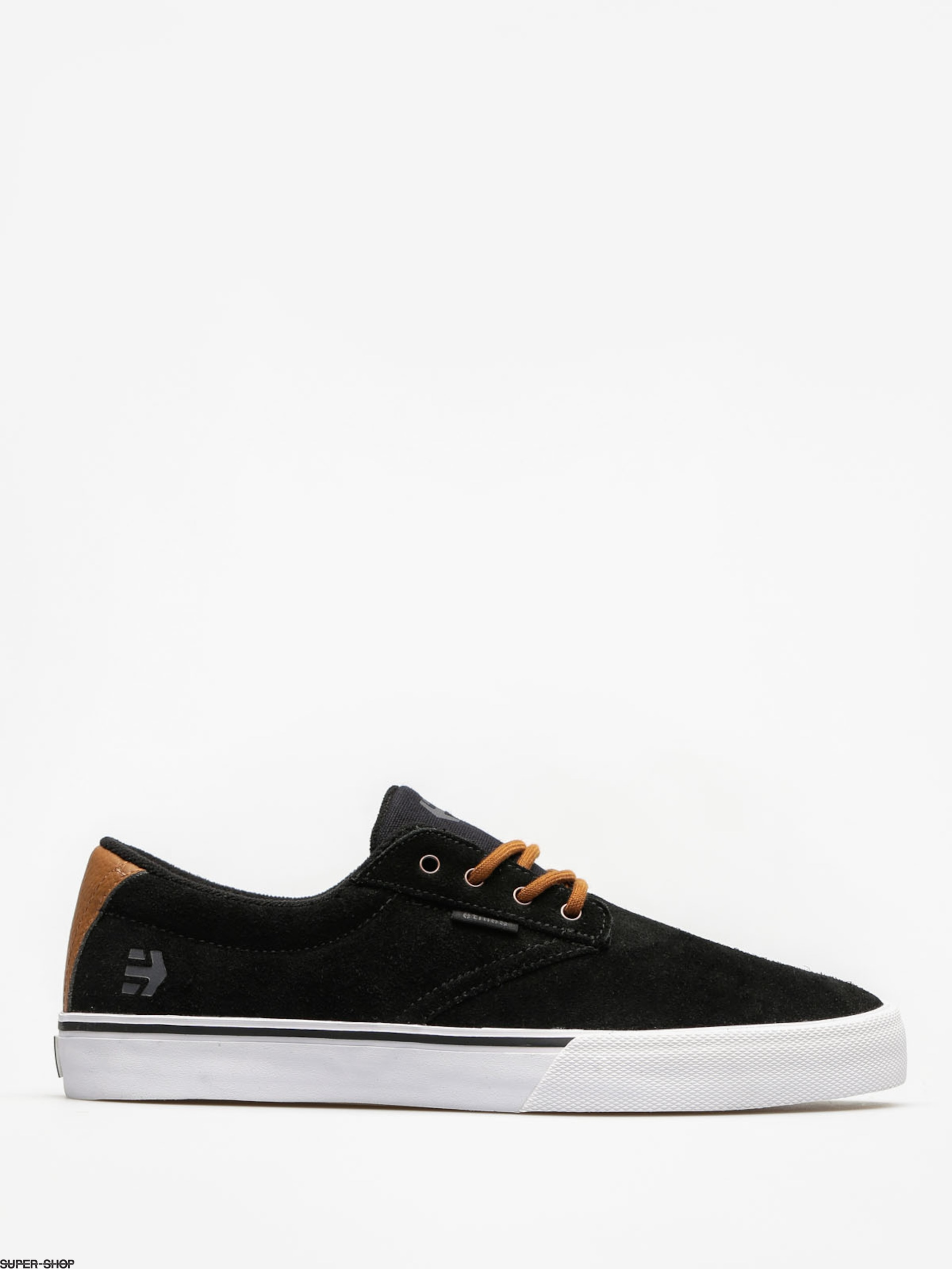 Etnies Shoes Jameson Vulc (black/brown/grey)