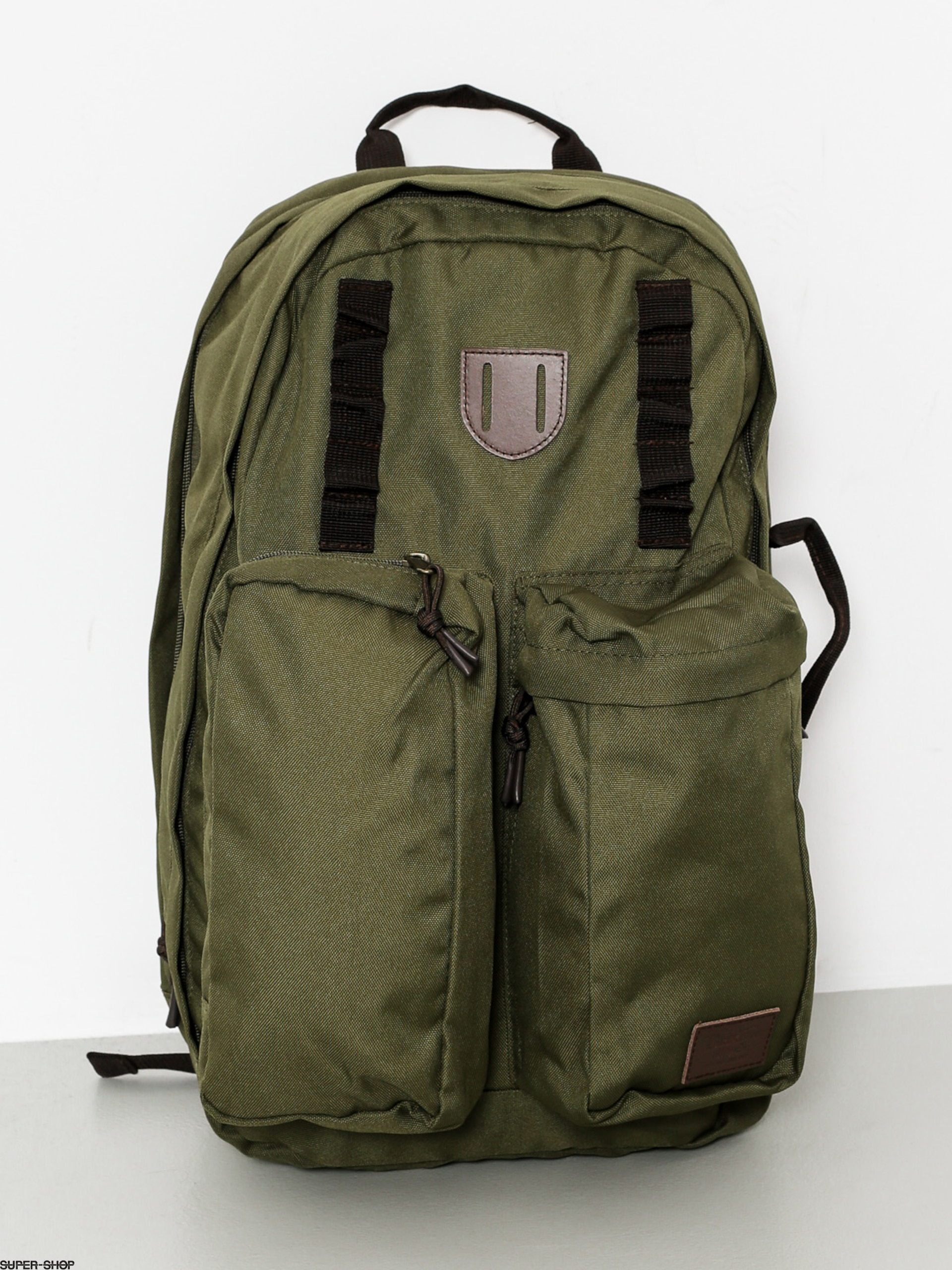 Brixton Backpack Range (olive)