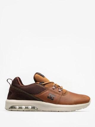 DC Schuhe Heathrow Ia Lx (brown/dark chocolate)