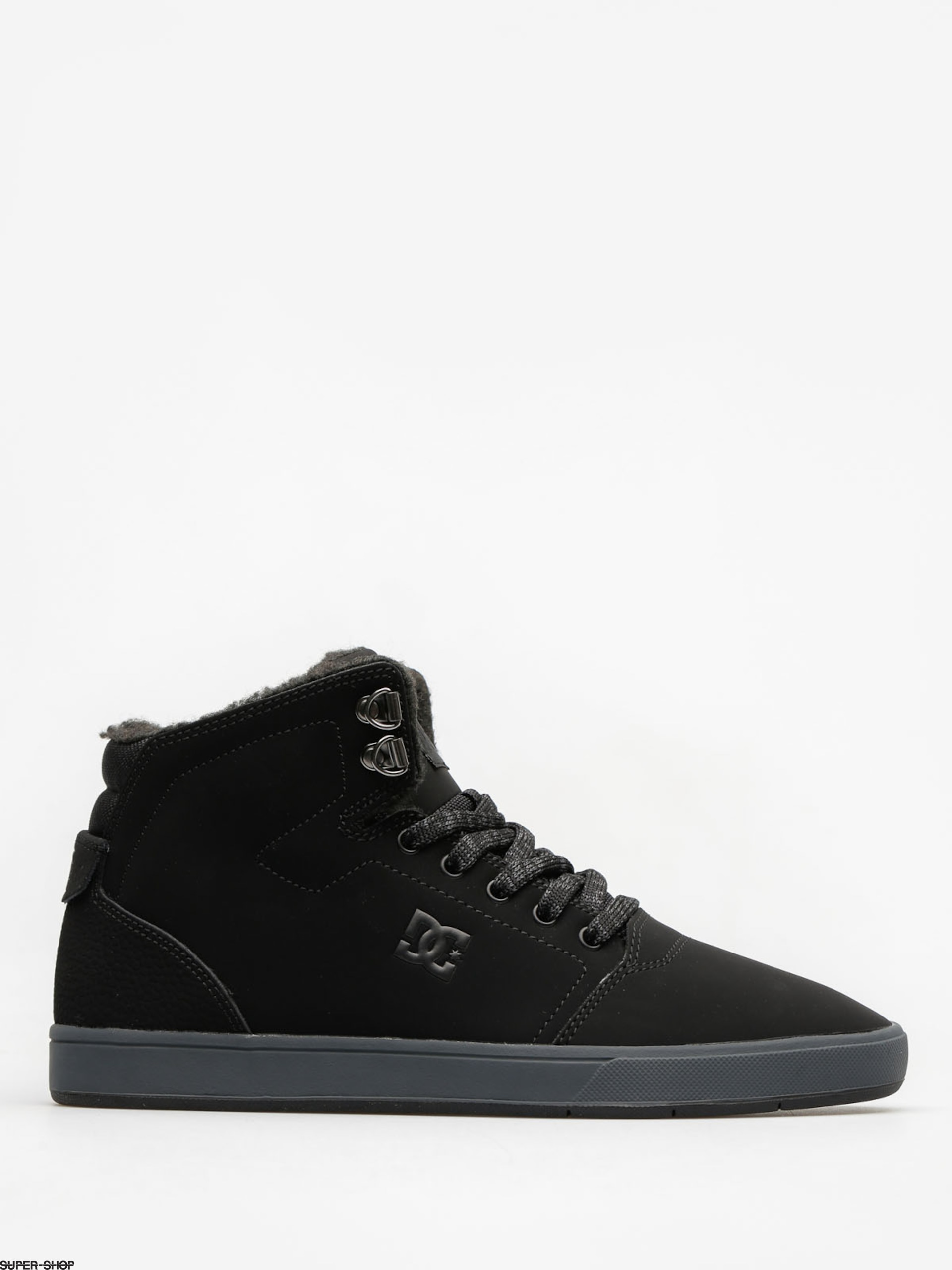 DC Winter shoes Crisis High Wnt (black/grey)