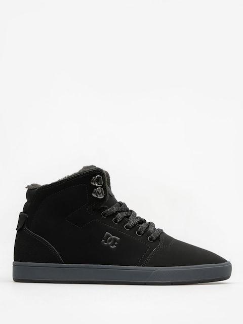 DC Winter shoes Crisis High Wnt (black/grey)