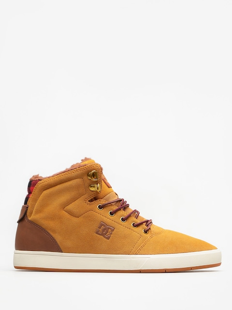 DC Winterschuhe Crisis High Wnt (wheat/dark chocolate)