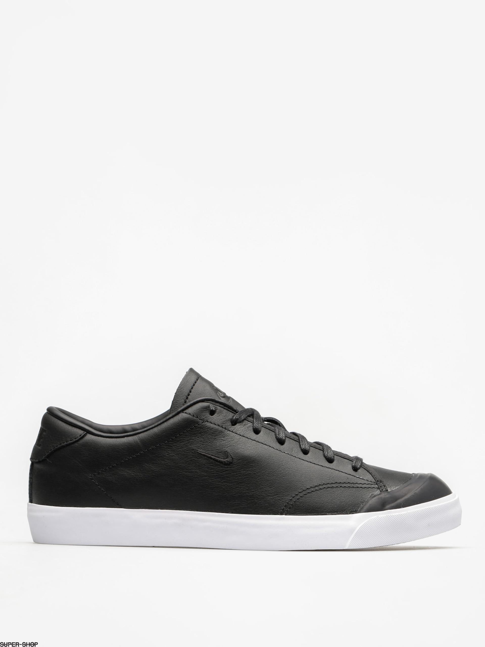 restante no relacionado Pogo stick jump  Nike All Court 2 Low Leather Shoes (black/black white)