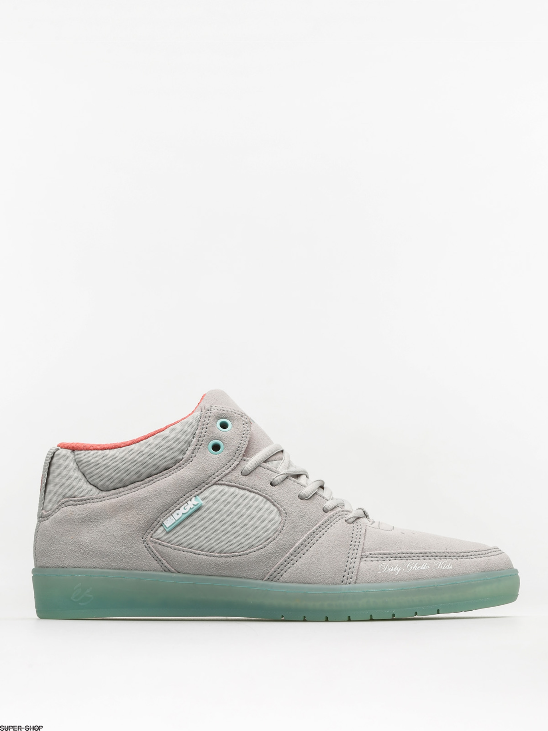 Es Shoes Accel Slim Mid X Dgk (grey/blue)