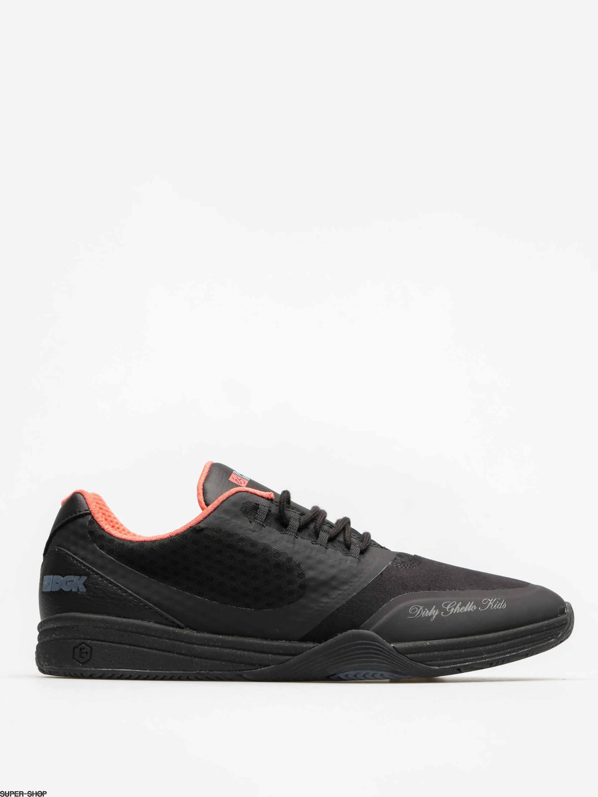 Es Shoes Sesla X Dgk (black/black/blue)
