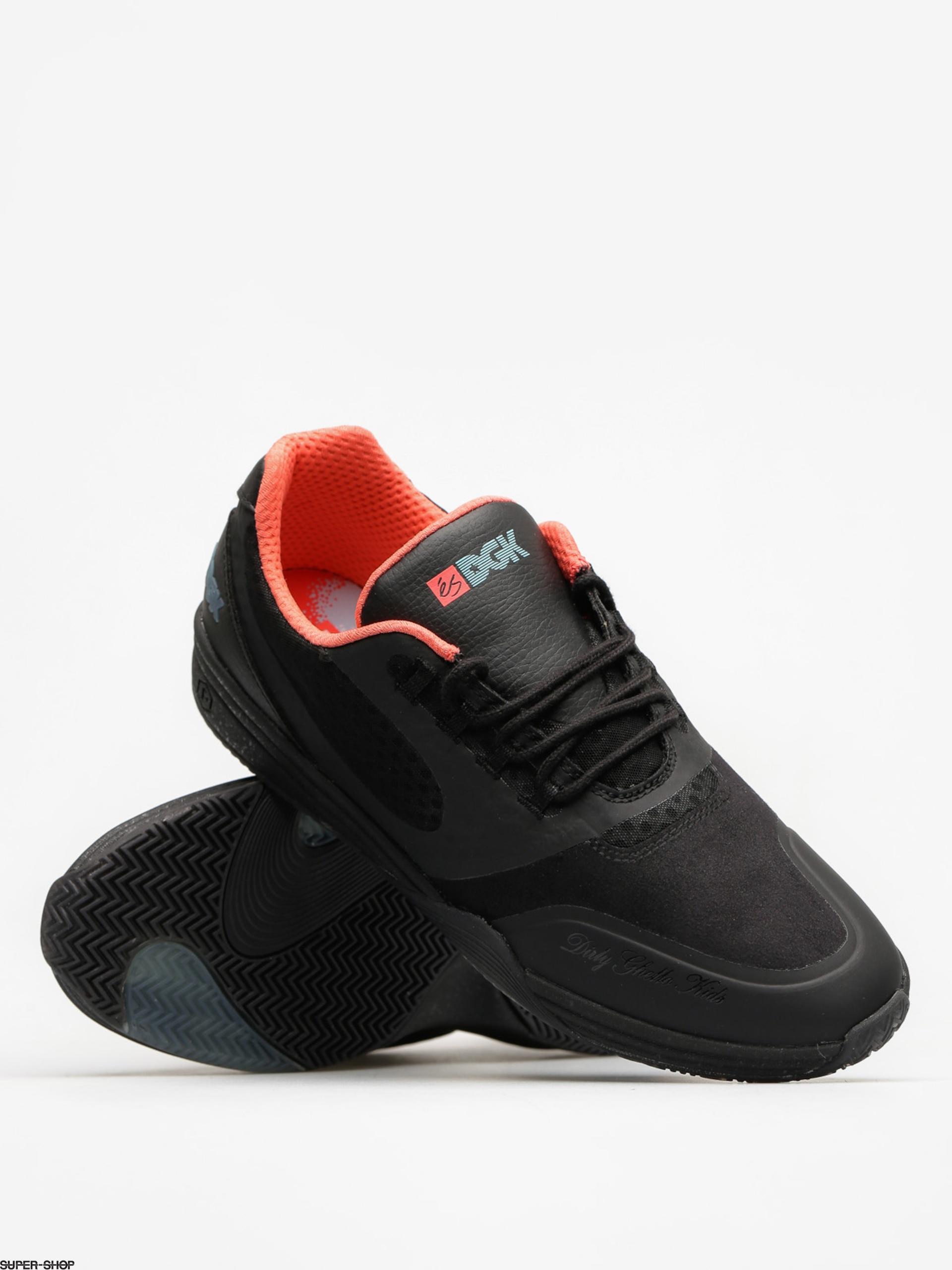 Es Shoes Sesla X Dgk (black/black/blue)