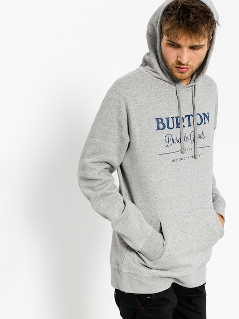 Burton Hoody Durable Goods HD (gray heather)