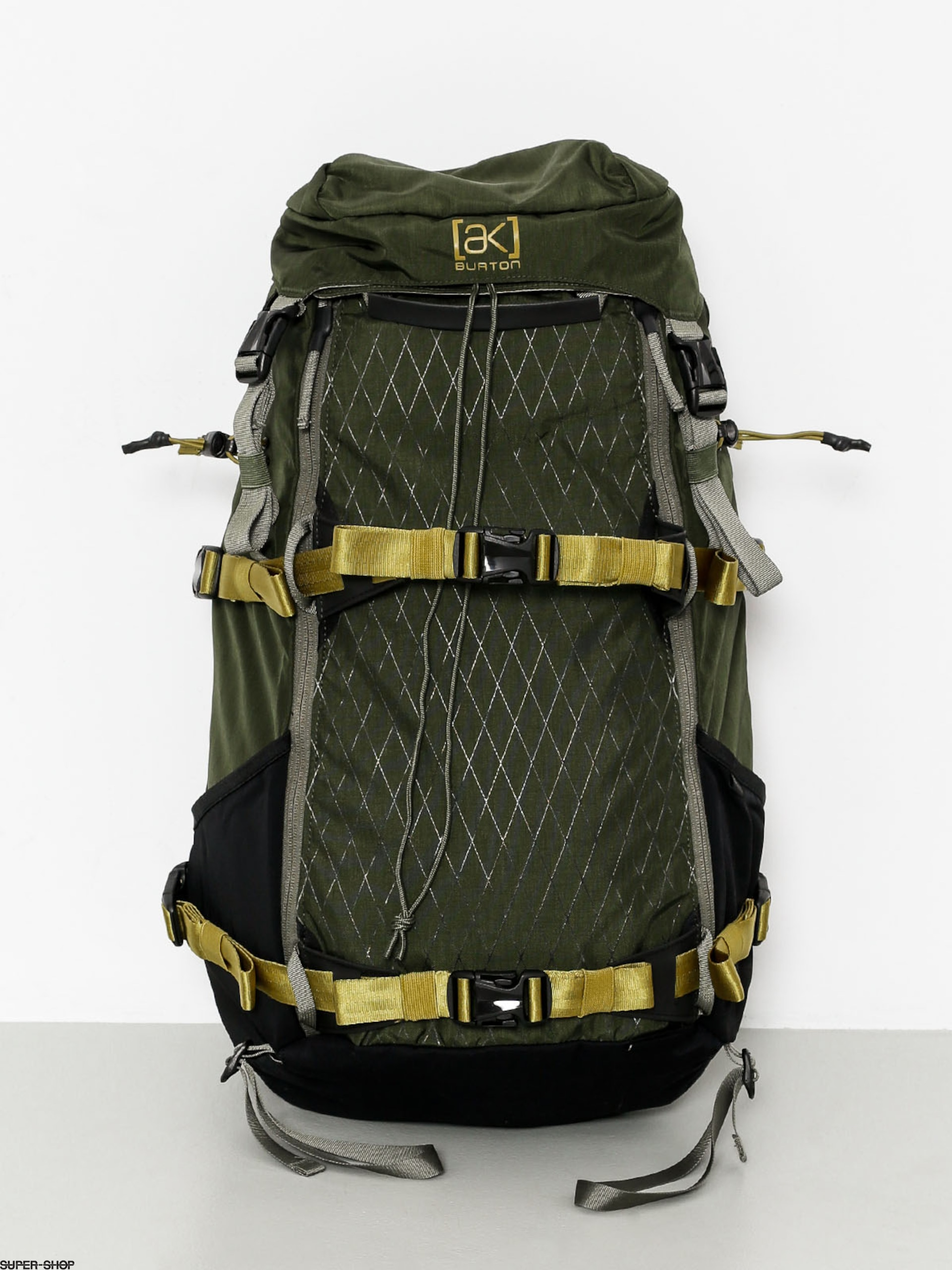 Burton Rucksack Ak Tour 31L (forest night cordura)