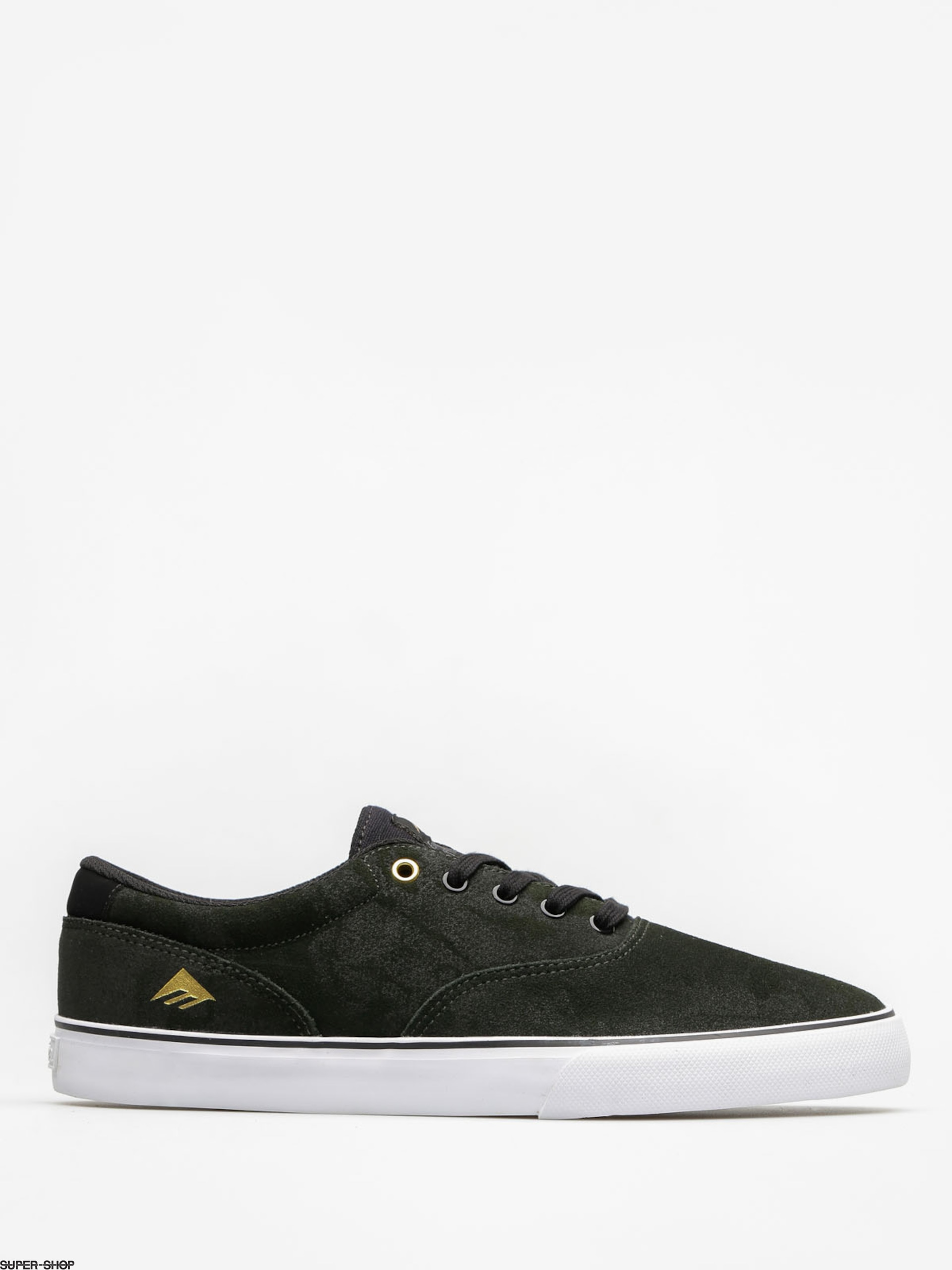 Emerica Shoes Provost Slim Vulc (green/black/white)