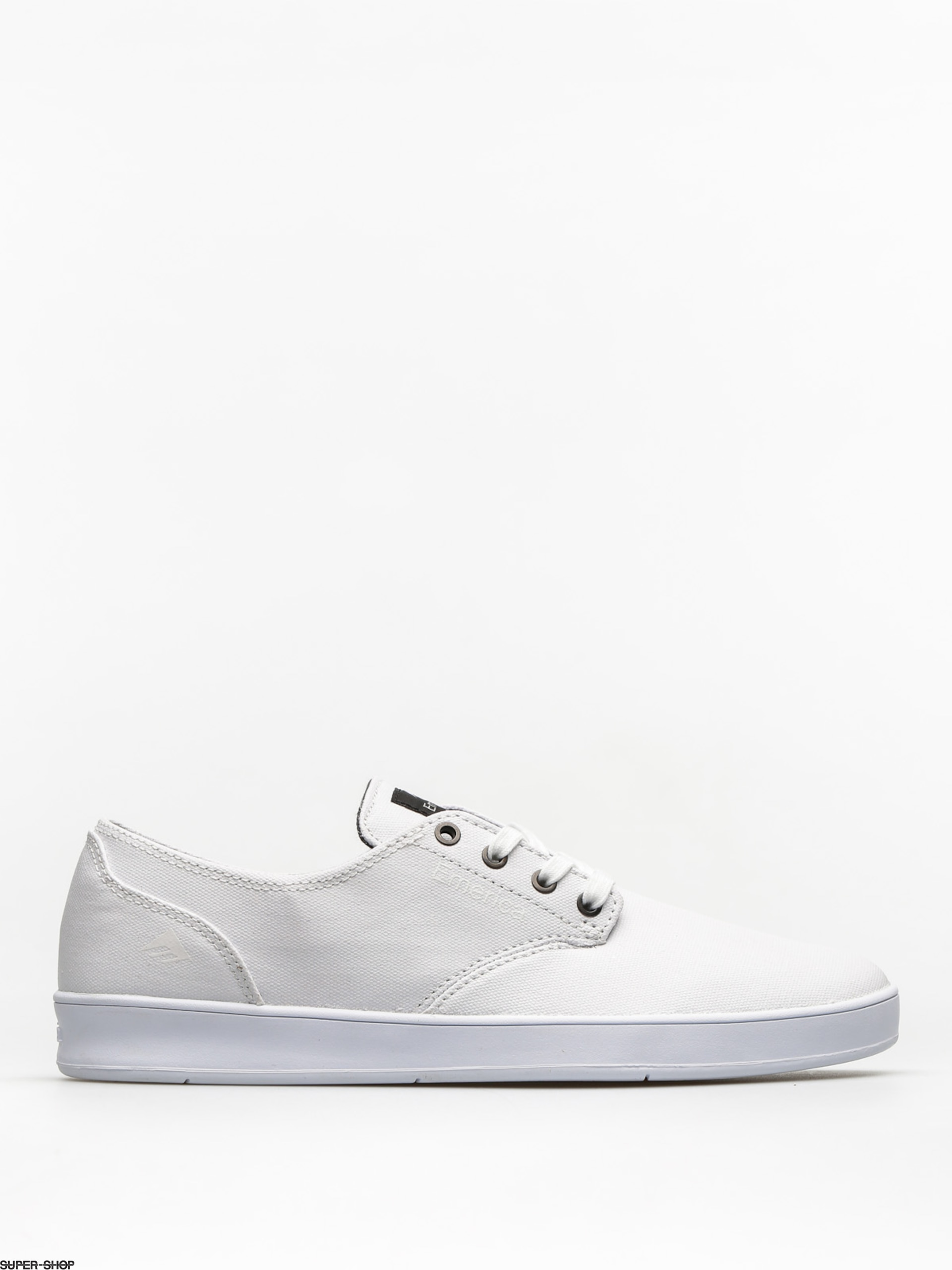 Emerica Shoes The Romero Laced (white/white/black)