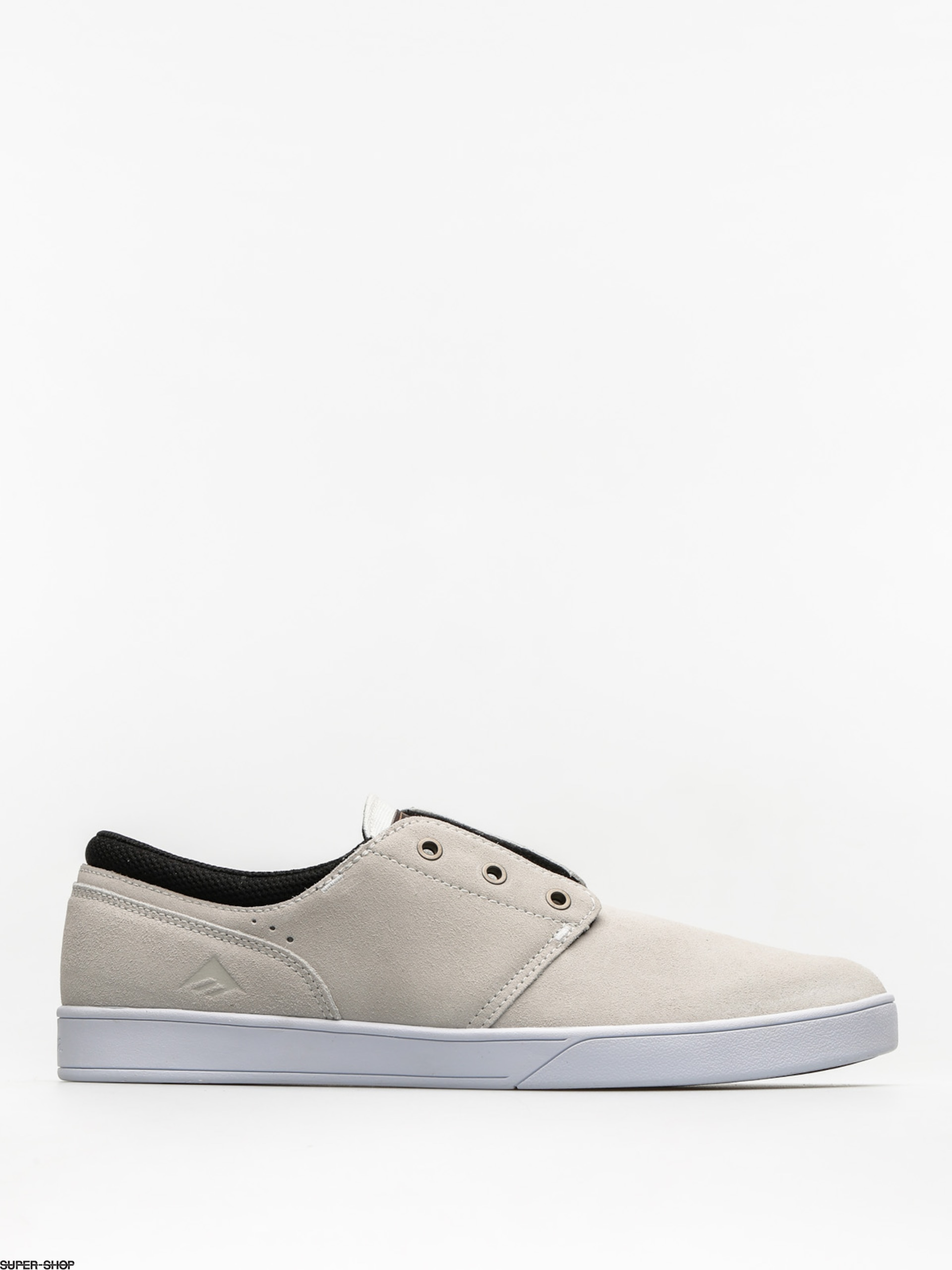 Emerica Shoes The Figueroa (white/white/black)