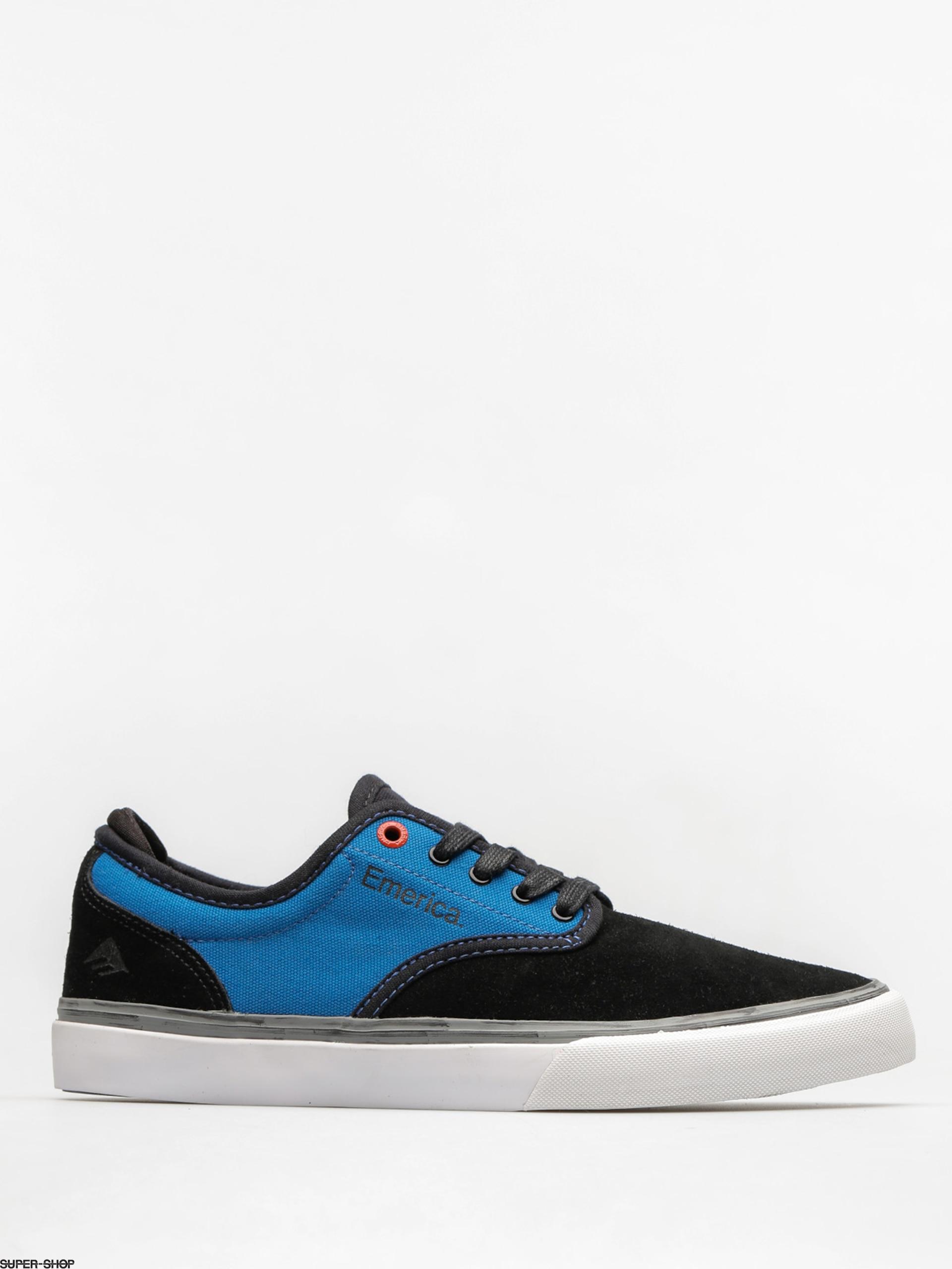 d62e6e6752 Emerica Shoes Wino G6 X Deathwish (black blue)