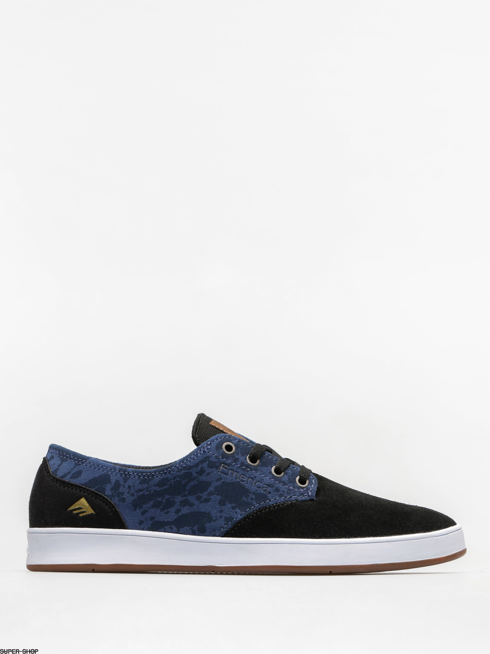 Emerica Shoes The Romero Laced (black/blue)